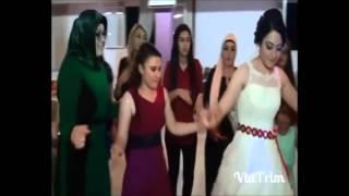 Gülşehirli Gelinden Müthiş Dans Show