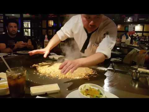 Kobe Japanese Steakhouse :)