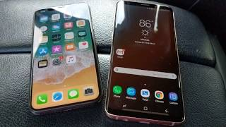 iPhone X vs Galaxy S9+ should you still buy either?