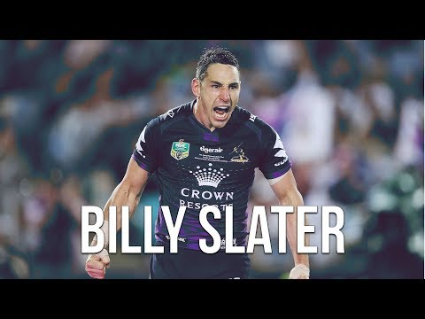 Billy Slater 300th Tribute