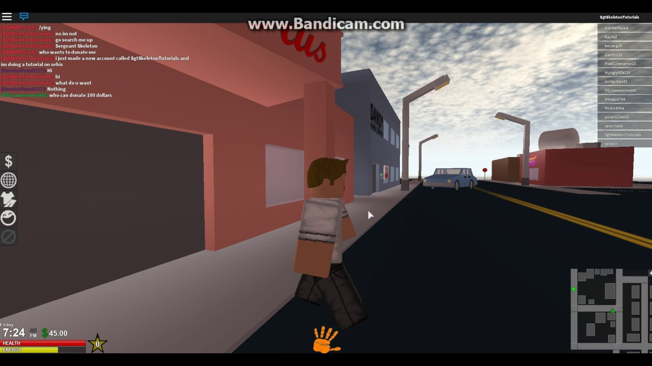 Zombie Killer Roblox Images Tutorial Time 3 Roblox Urbis Tutorial Roblox 1 W Zombie Killer Youtube