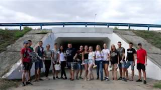 Акція активної молоді в Олешках