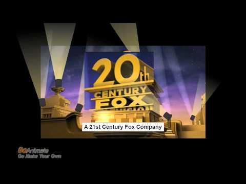 20th Century Fox New Logo!