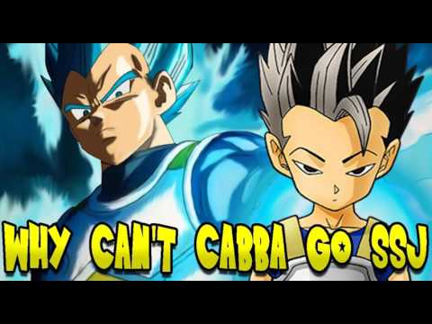 Discussion: Why Can't Cabba Go Super Saiyan? w/ Dimzy's Domain