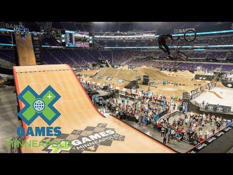 James Foster wins BMX Big Air gold | X Games Minneapolis 2017