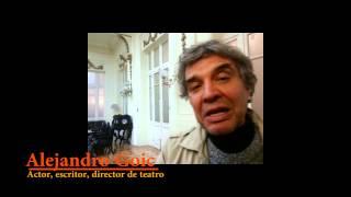 Alejandro Goic - Lanzamiento libro