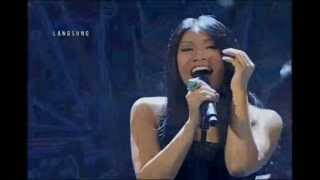 Anggun on X Factor - Takut (New Version)