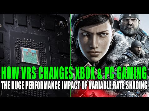 How VRS Changes Xbox & PC Gaming | The Huge Performance Impact of Variable Rate Shading