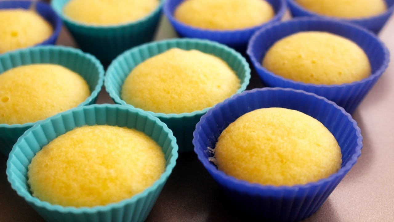 Cách Làm BÁNH CUPCAKE CHANH LEO Không Cần Lò Nướng | Nhung Cooking