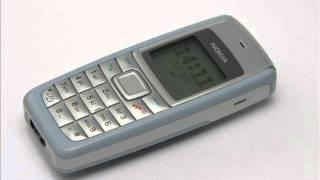 Nokia 1112 Ringtones / Рингтоны Nokia 1112