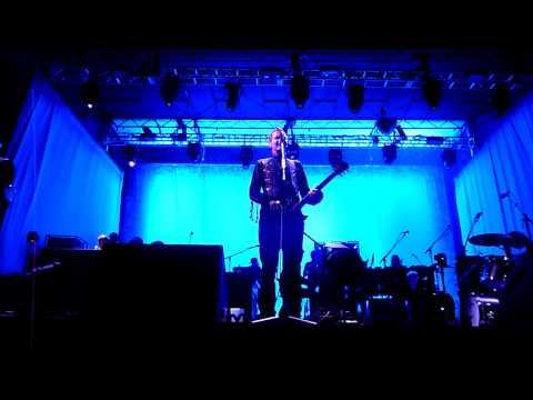 Sigur rós ekki múkk - varúð live philadelphia mann music center 07-30-2012 center rail