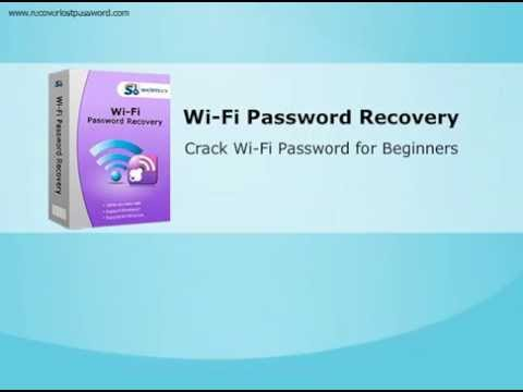 Wi-Fi Password Recovery - Recover Wireless Password when You Lost it