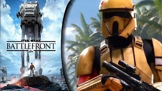 Star Wars: Battlefront (2015) PC HD: Rogue One: Scarif DLC: Infiltration | Empire