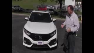 All New 2017 Honda Civic Hatchback For Sale At Honda Cars Of Bellevue...an Omaha Honda Dealer!