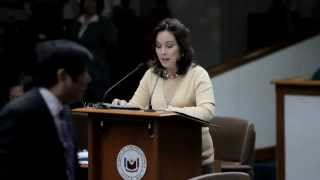 LOREN LEGARDA: Privilege Speech: Building Back a Better Mindanao Part 2