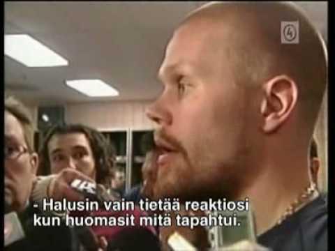 Olli Jokinen haastattelussa 2008-02-12