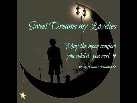 Sweet good night wishes for girlfriend