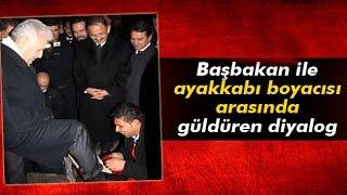 Başbakan İle Ayakkabı Boyacısı Arasında Güldüren Diyalog