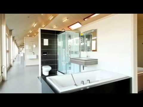Dé speciaalzaak voor badkamers en sanitaire installaties in - YouTube