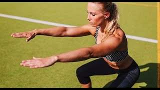 5-Minute Lunge and Squat Workout