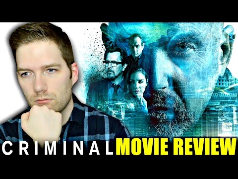 Criminal - Movie Review