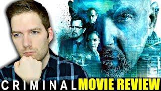 Criminal - Movie Review