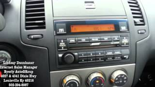 2006 Nissan Altima S with Heated Leather seats and Moonroof