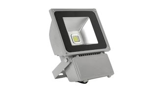 Светодиодные лампы для прожектора ПРС-50-1, 55 Вт, 4500 Лм, 65 IP www.svetorezerv.ru