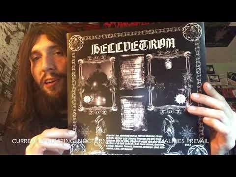 Vital Vinyl Vlog: Hellvetron-Death Scrolls...