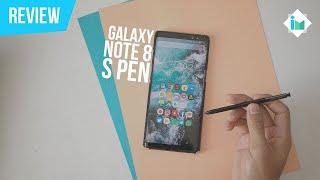 Samsung Galaxy Note 8 - Review de S Pen en español