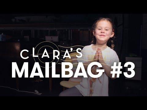 Clara's Third Mailbag! | Mailbag | HiHo Kids