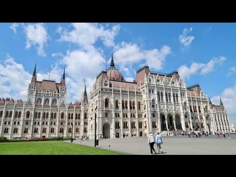 My Budapest weekend visit May 2017
