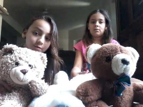 My old stuffed animals