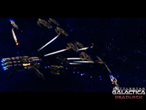 Battlestar Galactica Deadlock: Fight To The End |