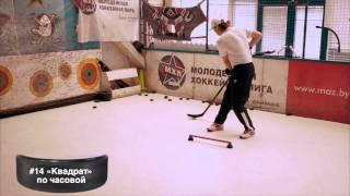 Тренировка рук в хоккее 2016