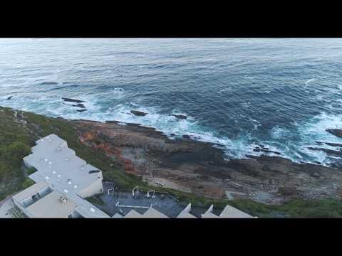 Mansion with Private Beach on Dramatic Coastline of Plettenberg Bay