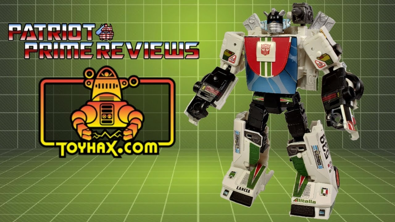 FIRST LOOK! Toyhax Decal Set for Earthrise Wheeljack By Patriot Prime Reviews