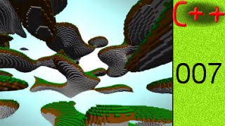 7 c voxel game engine pierwszy generator map opengl glsl sdl