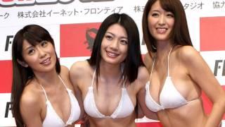 グラビアアイドルオーディション『ミスFLASH2012』の発表記者会見が都内...