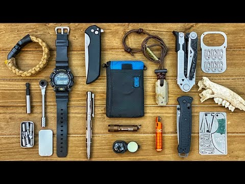 My Every Day Carry - Weekly EDC Update Oct 2019