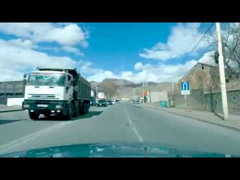 Все дороги Армении - #6. Ванадзор - Спитак. Vanadzor - Spitak