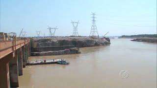 Usina de Santo Antônio negocia energia extra em período crítico