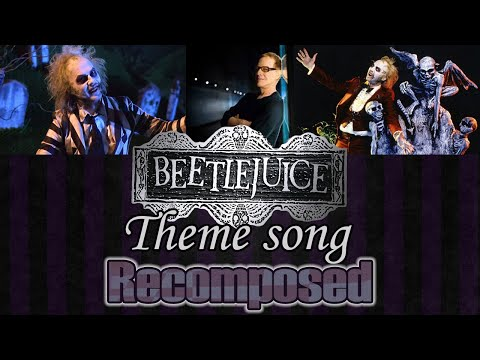 Beetlejuice theme song RECOMPOSED! - Metal Orchestral Cover (Download mp3)