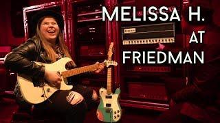 Millisa Henderson jamming at Friedman - Stafaband