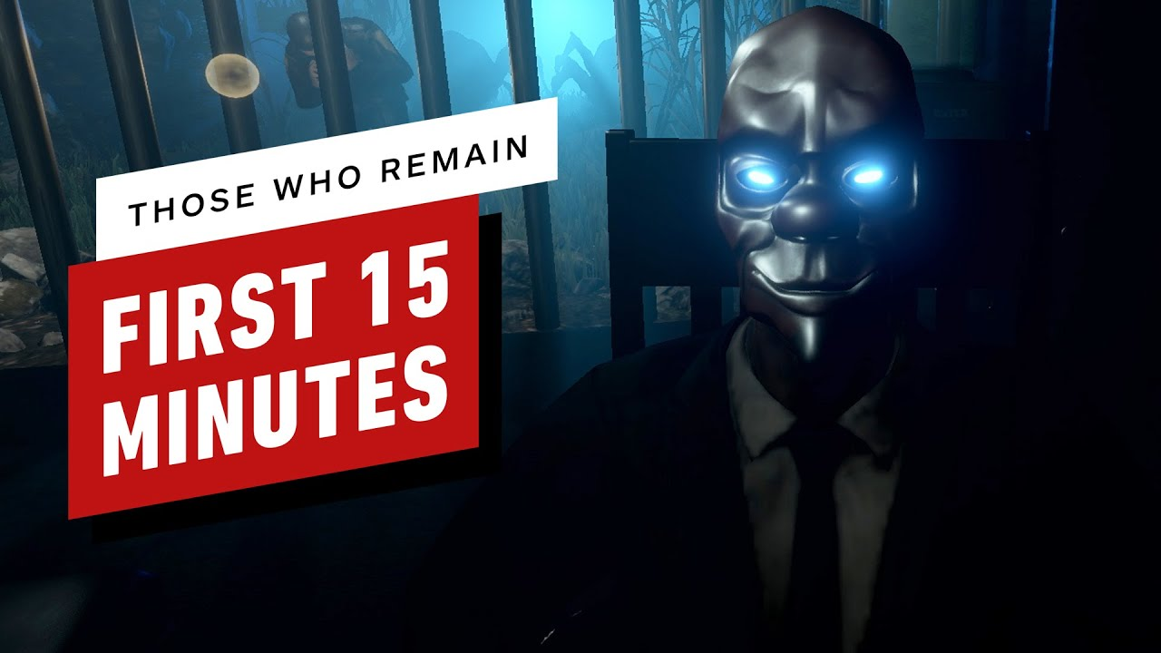 The First 15 Minutes of Those Who Remain Gameplay - IGN