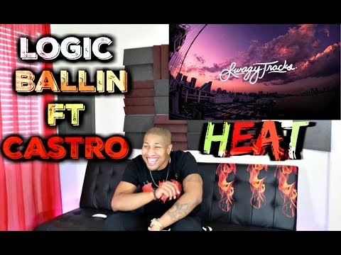 Logic - Ballin ft  Castro (Prod.  Arthur McArthur) Reaction
