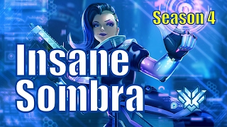 Codey BEST Carry Sombra Dominate | Numbani | Overwatch Pro Gameplay