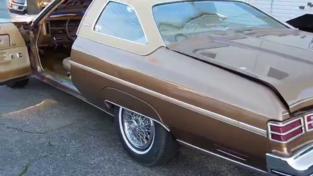 1976 Chevy Caprice  YouTube