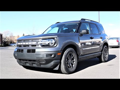 2021 Ford Bronco Sport Big Bend: Is The New Bronco Sport Actually Good???
