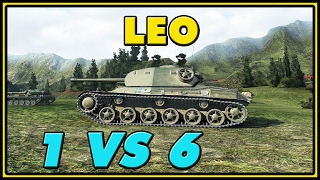 World of Tanks | Leo - 9 Kills - 5.3K Damage